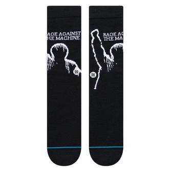 Socken Rage Against the Machine - BATTLE OF LA BLACK, STANCE, Rage against the machine