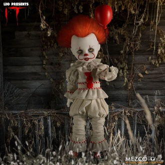 Figur Puppe IT - Living Dead Dolls - Pennywise, LIVING DEAD DOLLS
