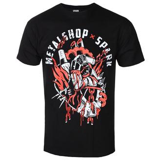 Herren T-Shirt Metalshop x Funke, METALSHOP
