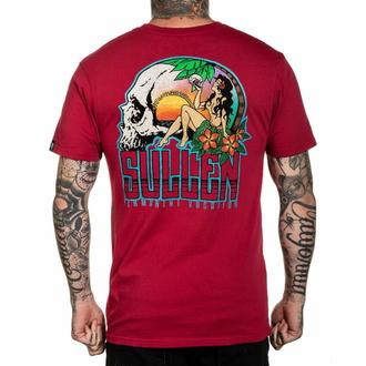 Herren T-Shirt SULLEN - PERMANENT VACATION, SULLEN
