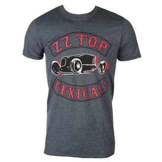 Herren T-Shirt Metal ZZ-Top - TEXICALI - PLASTIC HEAD, PLASTIC HEAD, ZZ-Top