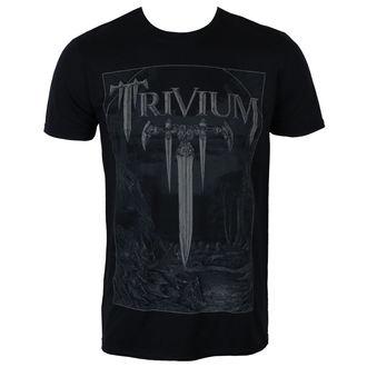Herren T-Shirt Metal Trivium - BATTLE - PLASTIC HEAD, PLASTIC HEAD, Trivium