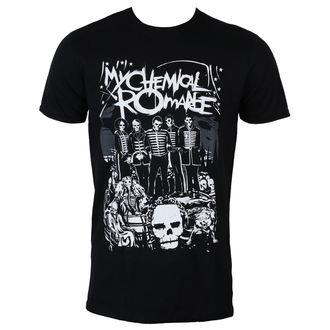Herren T-Shirt Metal My Chemical Romance - DEAD PARADE - PLASTIC HEAD, PLASTIC HEAD, My Chemical Romance