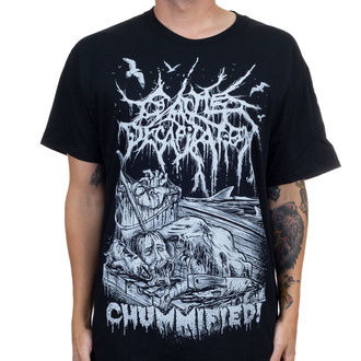 Herren T-Shirt Metal Cattle Decapitation - Chummified - INDIEMERCH, INDIEMERCH, Cattle Decapitation