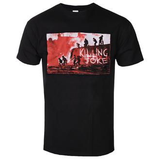 Herren T-Shirt Metal Killing Joke - FIRST ALBUM - PLASTIC HEAD, PLASTIC HEAD, Killing Joke