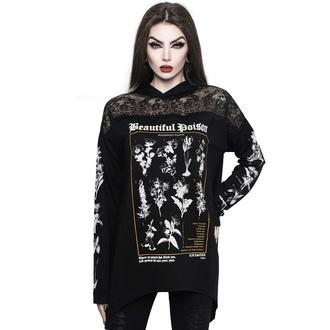 Damen Sweatshirt KILLSTAR - Poison Lace, KILLSTAR