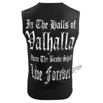 Herren Tanktop VICTORY OR VALHALLA - THOR'S HAMMER, VICTORY OR VALHALLA