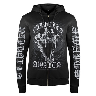 Herren Hoodie VICTORY OR VALHALLA - THE LEGEND, THE MYTH, VICTORY OR VALHALLA