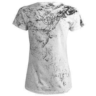 Damen T-Shirt Haredcore - GLAUBEN... - AMENOMEN, AMENOMEN