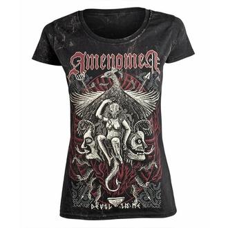 Frauen T-Shirt AMENOMEN, AMENOMEN