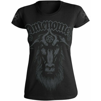 Damen T-Shirt AMENOMEN - DEVIL, AMENOMEN