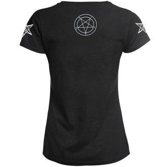Damen T-Shirt Hardcore - F.U.C.K - AMENOMEN, AMENOMEN