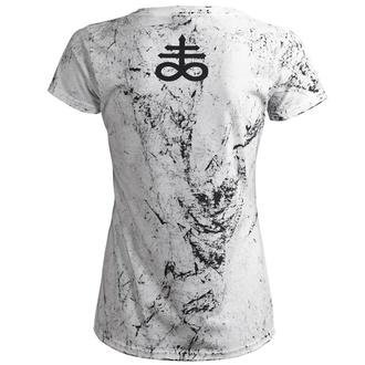 Damen T-Shirt Hardcore - REST IN HELL - AMENOMEN, AMENOMEN