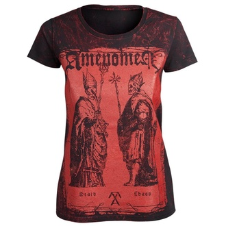 Damen T-Shirt AMENOMEN - TWO POPES, AMENOMEN