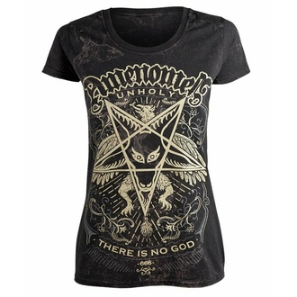 Damen T-Shirt AMENOMEN - UNHOLY, AMENOMEN