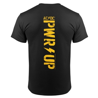 Herren T-Shirt AC / DC - PWR 012, F.B.I., AC-DC
