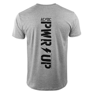 Herren T-Shirt AC / DC - PWR 011, F.B.I., AC-DC