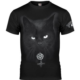 Herren T-Shirt Hardcore - BLACK CAT - AMENOMEN, AMENOMEN