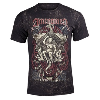 Herren T-Shirt AMENOMEN - DEVIL IN ME, AMENOMEN