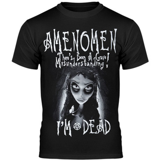 Herren T-Shirt Hardcore - NIGHTMARE - AMENOMEN, AMENOMEN