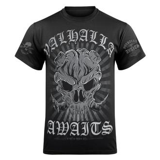 Herren T-Shirt VICTORY OR VALHALLA - DEAMON, VICTORY OR VALHALLA