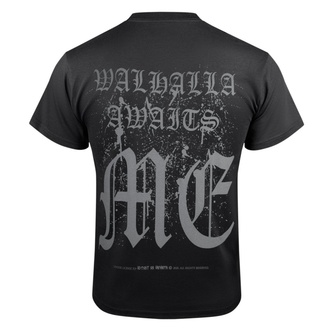 Herren T-Shirt VICTORY OR VALHALLA - SKULL, VICTORY OR VALHALLA