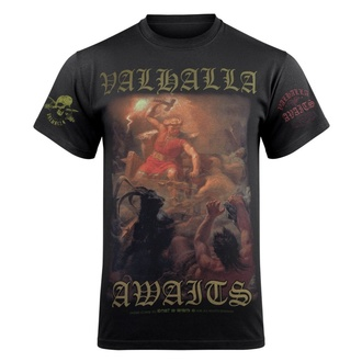 Herren T-Shirt VICTORY OR VALHALLA - THOR'S FIGHT, VICTORY OR VALHALLA