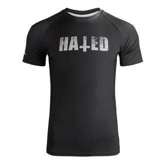 Herren T-Shirt - HOLY BLVK - RASHGUARD, HOLY BLVK