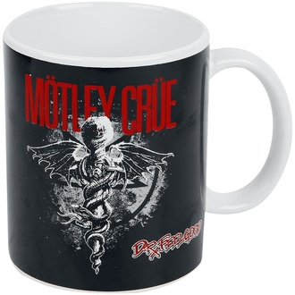 Tasse Mötley Crüe - Dr. Feelgood, NNM, Mötley Crüe