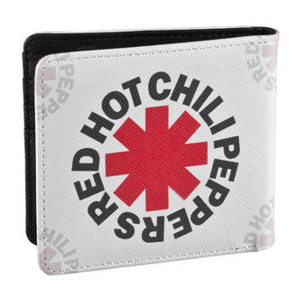 Geldbörse Red Hot Chili Peppers - White Asterisk, NNM, Red Hot Chili Peppers