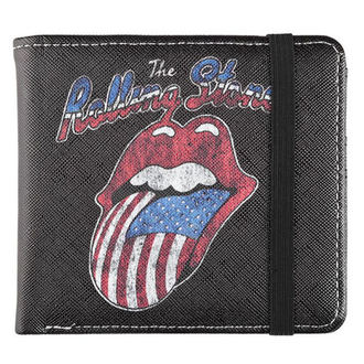 Geldbörse Rolling Stones - USA, NNM, Rolling Stones