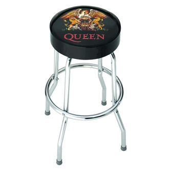 Barhocker QUEEN - CLASSIC CREST, NNM, Queen