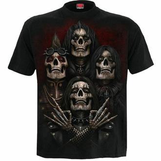 Herren T-Shirt Spiral - FACES OF GOTH, SPIRAL