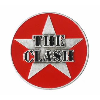 Pin THE CLASH MILITARY LOGO RAZAMATAZ PB087, RAZAMATAZ, Clash