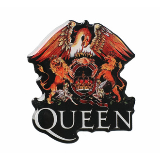 Pin QUEEN - Wappen, RAZAMATAZ, Queen