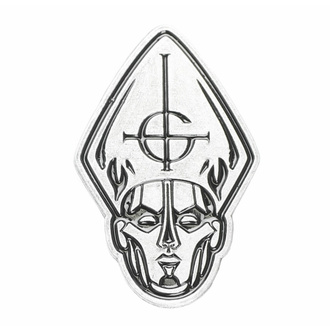Pin GHOST - PAPA HEAD, RAZAMATAZ, Ghost