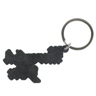 Schlüsselanhänger Mercyful Fate - Logo - RAZAMATAZ, RAZAMATAZ, Mercyful Fate