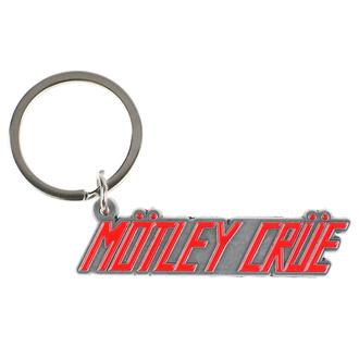 Schlüsselanhänger Mötley Crüe - Logo - RAZAMATAZ, RAZAMATAZ, Mötley Crüe