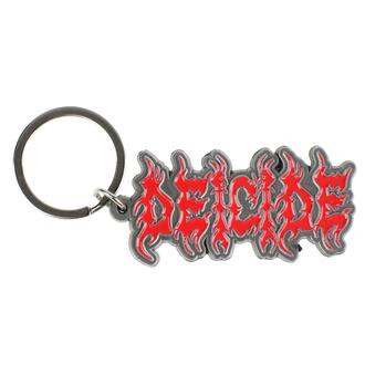 Schlüsselanhänger Deicide - Logo - RAZAMATAZ, RAZAMATAZ, Deicide