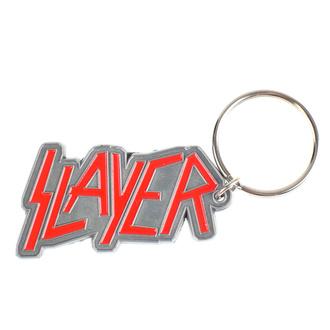 Schlüsselanhänger SLAYER - LOGO - RAZAMATAZ, RAZAMATAZ, Slayer