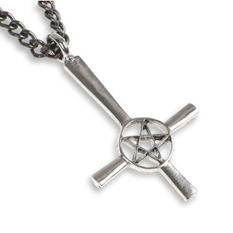 Halskette mit Anhänger Kreuz, FALON