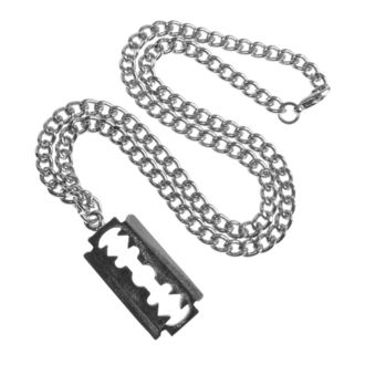 Halskette mit Anhänger Rasierer - PSY597