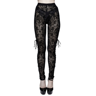 Damen Hose (Leggings) DEVIL FASHION, DEVIL FASHION