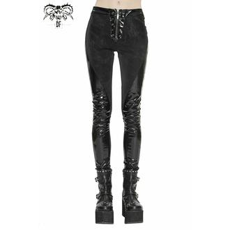 Damenhose (Leggings) DEVIL FASHION, DEVIL FASHION