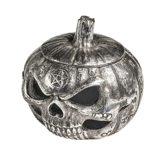 Dekoration Box ALCHEMY GOTHIC - Pumpkin Skull, ALCHEMY GOTHIC