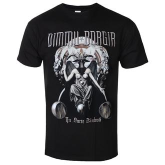 Herren T-Shirt Metal Dimmu Borgir - GOAT - PLASTIC HEAD, PLASTIC HEAD, Dimmu Borgir