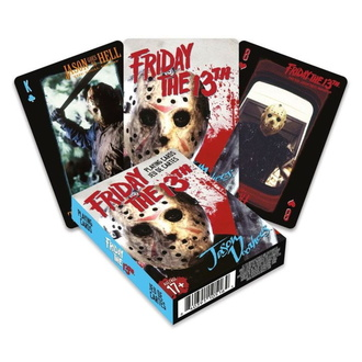 Spielkarten Friday the 13th, NNM, Friday the 13th