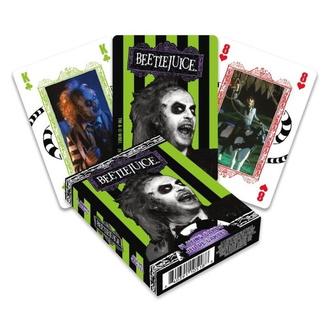 Spielkarten Beetlejuice, NNM, Beetlejuice
