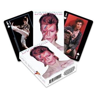 Spielkarten David Bowie, NNM, David Bowie