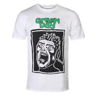 Herren T-Shirt Metal Green Day - Scream - ROCK OFF, ROCK OFF, Green Day